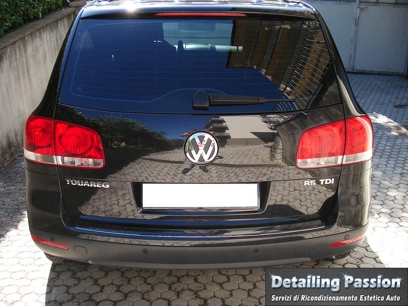 VW TOUAREG R5